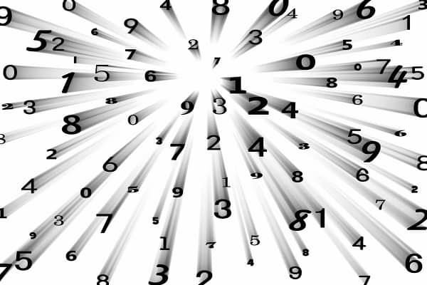 Numerology alphabetic system and prediction/ Numerology